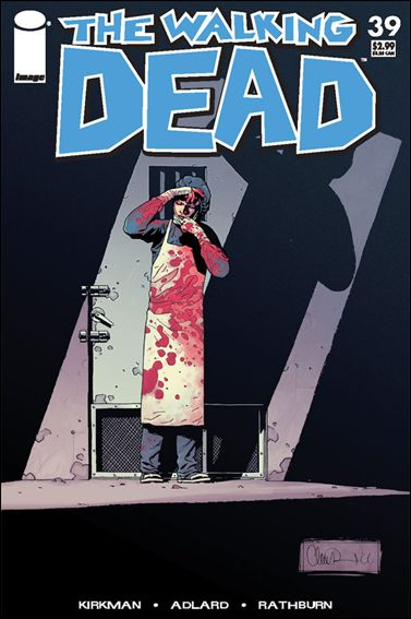 Walking Dead (2003) 39-A by Skybound Entertainment