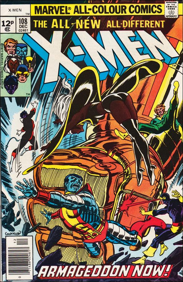 X-Men (1963) 108-B by Marvel