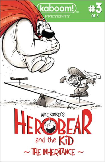 Herobear and the Kid: The Inheritance 3-A by Kaboom!