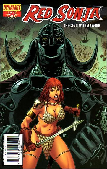 Red Sonja (2005) 54-B by Dynamite Entertainment
