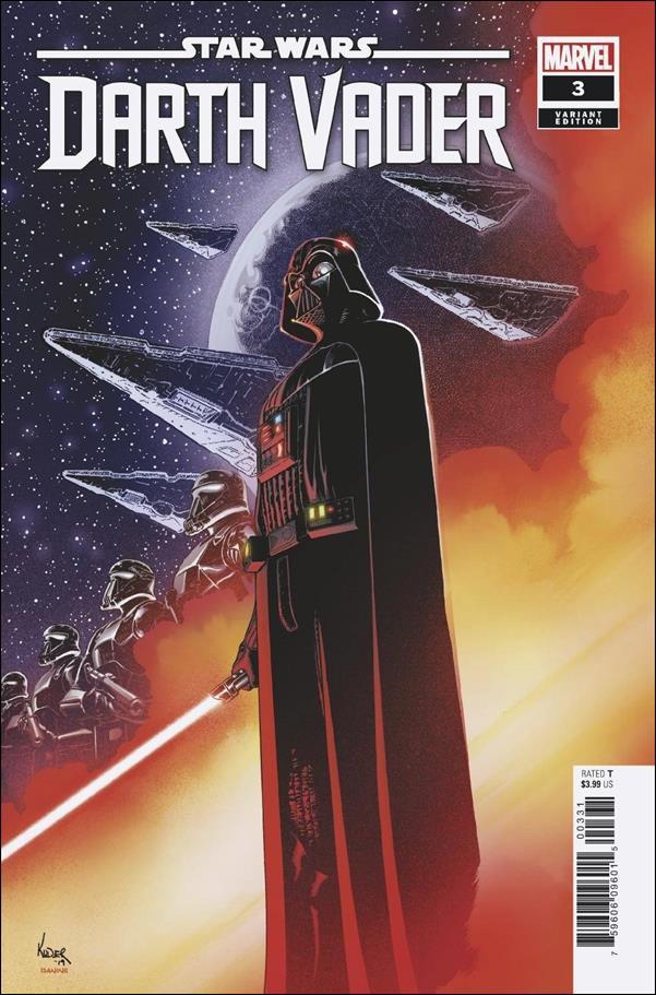 Star Wars: Darth Vader 3-C by Marvel