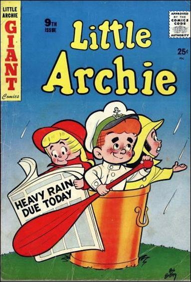 Little Archie 9-A by Archie