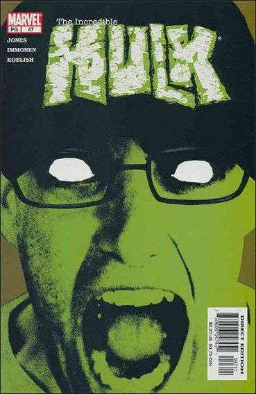 Incredible Hulk (2000)  47-A by Marvel