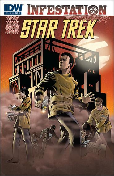 Star Trek: Infestation 1-B by IDW