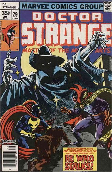 Doctor Strange (1974) 29-A by Marvel