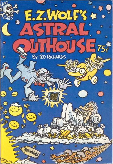 Astral Outhouse 1-A by Last Gasp