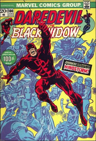 Daredevil (1964) 100-A by Marvel