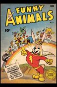 Fawcett's Funny Animals 19-A