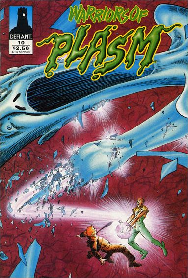 Warriors of Plasm 10-A by Defiant