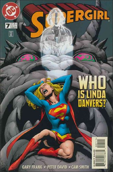 Supergirl (1996) 7-A by DC