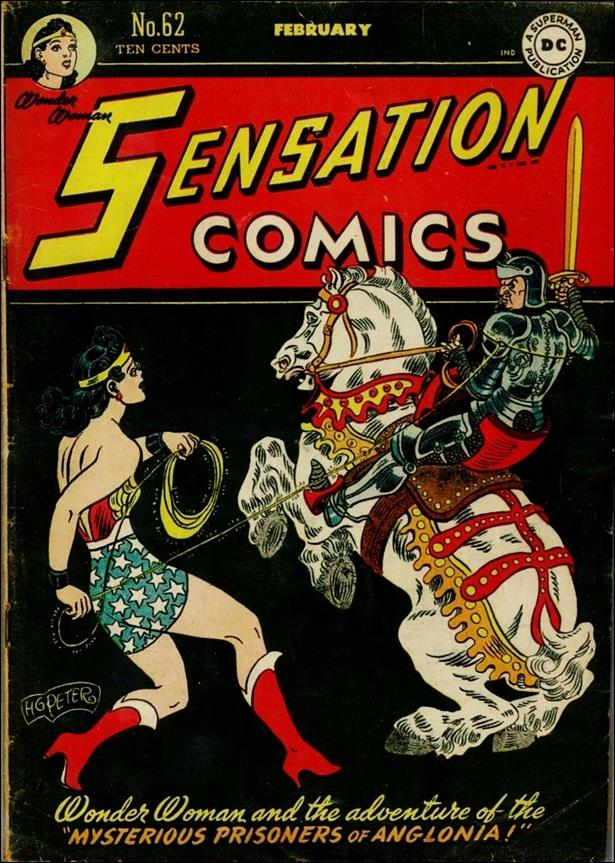 Sensation Comics (1942) 62-A by DC
