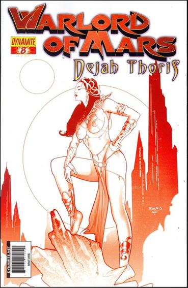Warlord of Mars: Dejah Thoris 8-E by Dynamite Entertainment
