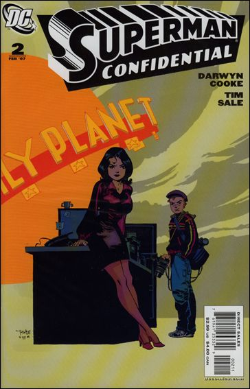 Superman Confidential 2-A by DC