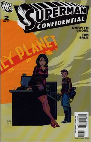 Superman Confidential 2-A