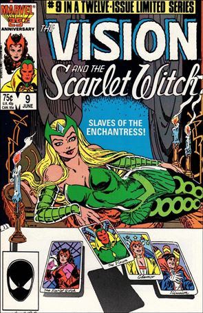 Vision and the Scarlet Witch (1985) 9-A