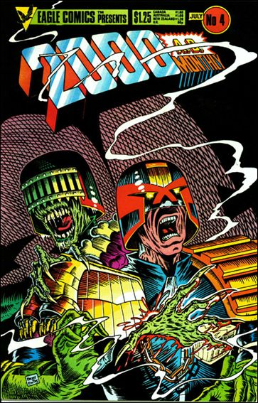 2000 A.D. (1986) 4-A by Eagle Comics