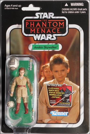 "Star Wars: Vintage Collection 3 3/4"" Figures Anakin Skywalker by Hasbro"