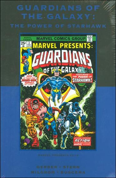 Guardians of the Galaxy: The Power of Starhawk nn-B by Marvel