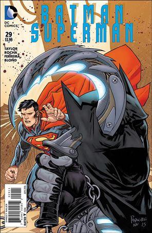 Batman/Superman 29-A
