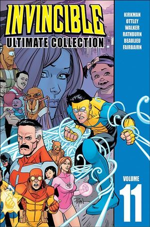 Invincible: Ultimate Collection 11-A