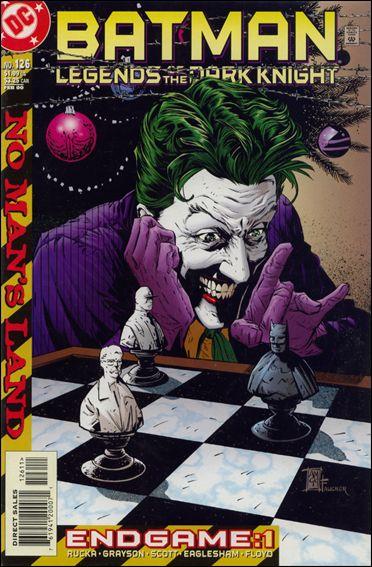 Batman: Legends of the Dark Knight 126-A by DC