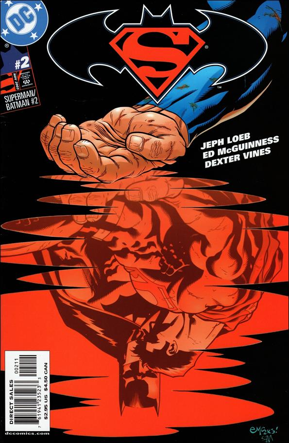 Superman/Batman 2-A by DC
