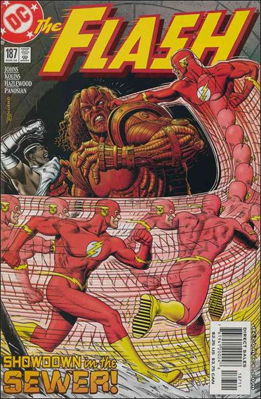 Flash (1987) 187-A by DC