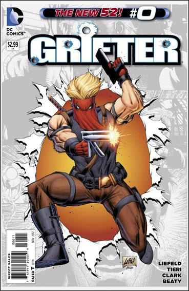 Grifter (2011) 0-A by DC