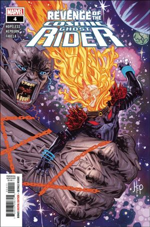 Revenge of the Cosmic Ghost Rider 4-A