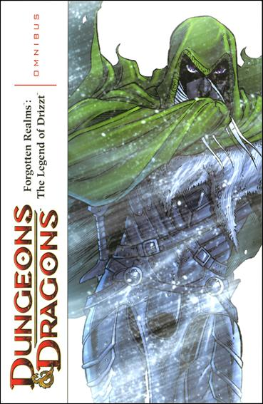 Dungeons & Dragons: Forgotten Realms: The Legend of Drizzt Omnibus 2-A by IDW