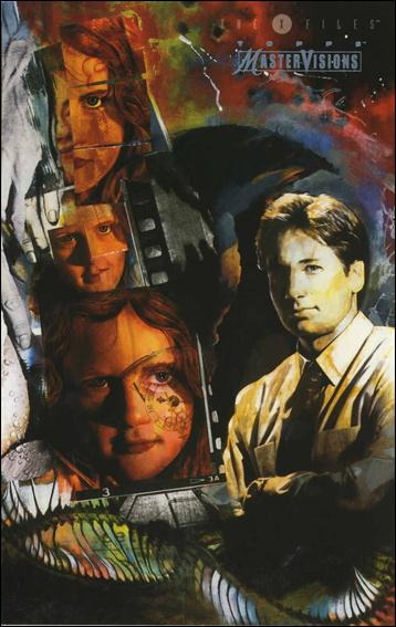 X-Files Mastervisions (Base Set) 3-A by Topps