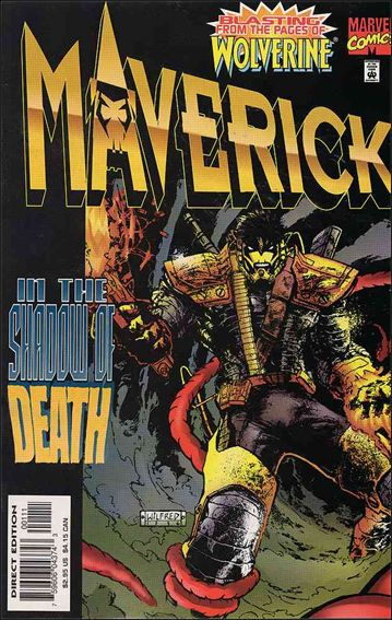 Maverick (1997/01) 1-A by Marvel
