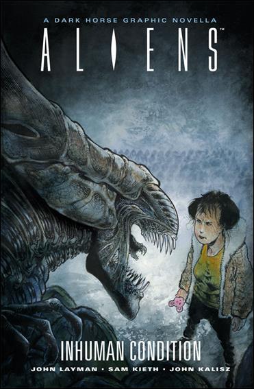 Aliens: Inhuman Condition nn-A by Dark Horse