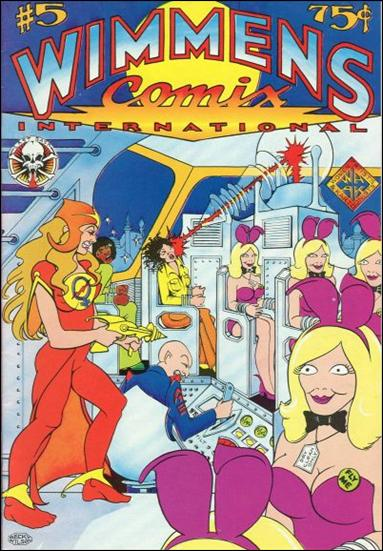 Wimmen's Comix 5-A by Last Gasp