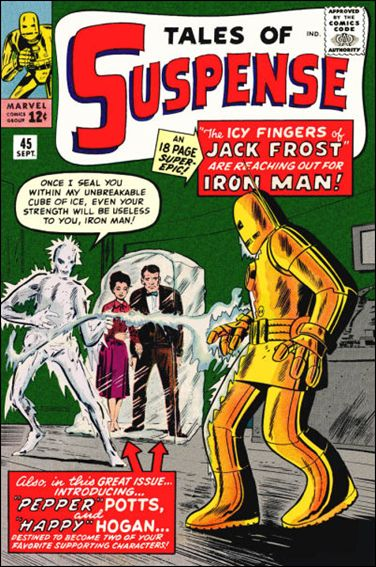 Tales of Suspense (1959) 45-A by Marvel