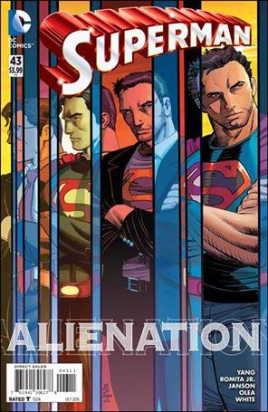 Superman (2011) 43-A