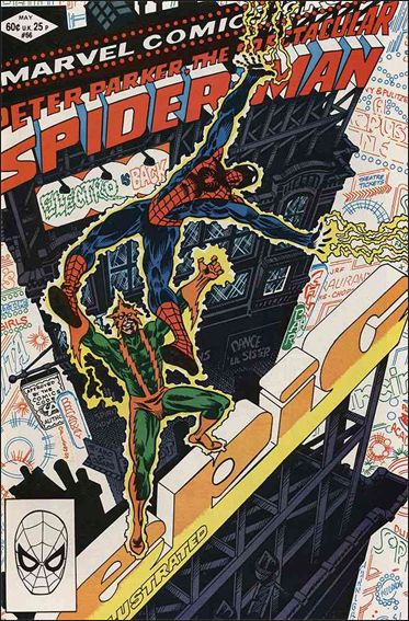 Spectacular Spider-Man (1976) 66-A by Marvel