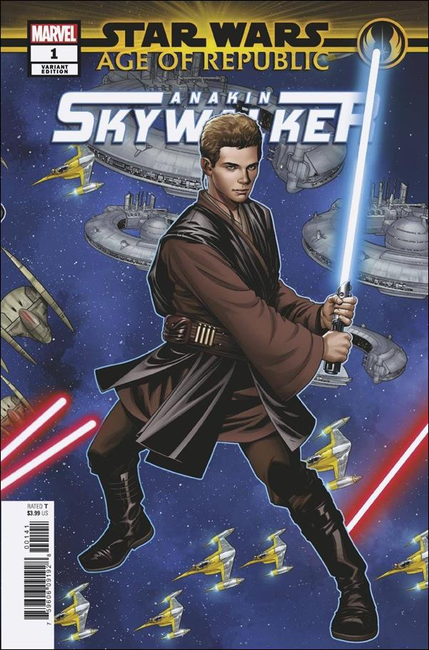 Star Wars: Age of Republic - Anakin Skywalker 1-C by Marvel