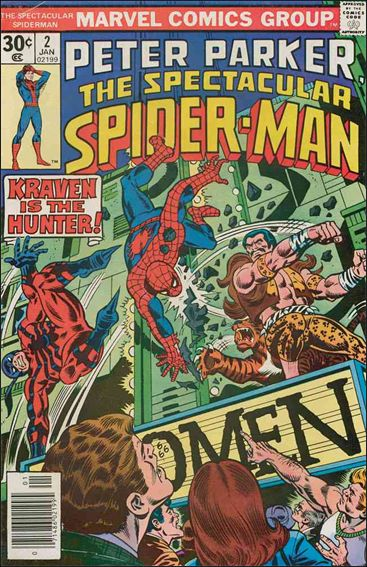 Spectacular Spider-Man (1976) 2-A by Marvel
