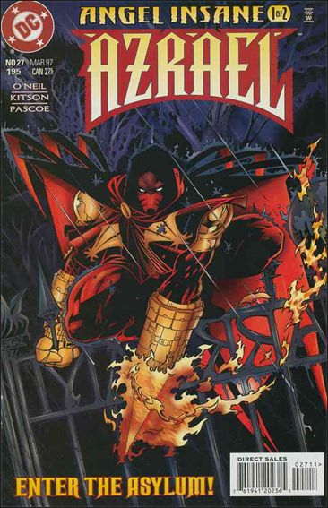 Azrael (1995) 27-A by DC