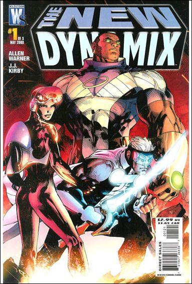 New Dynamix 1-B by WildStorm