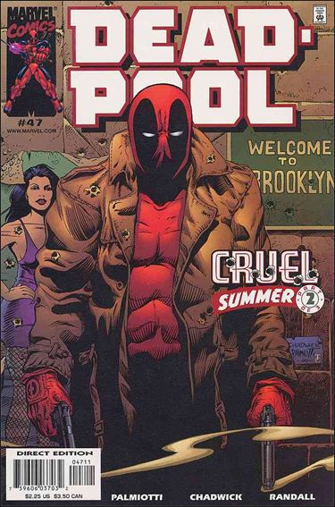 Deadpool (1997) 47-A by Marvel