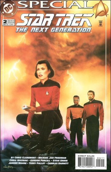 Star Trek: The Next Generation Special 2-A by DC