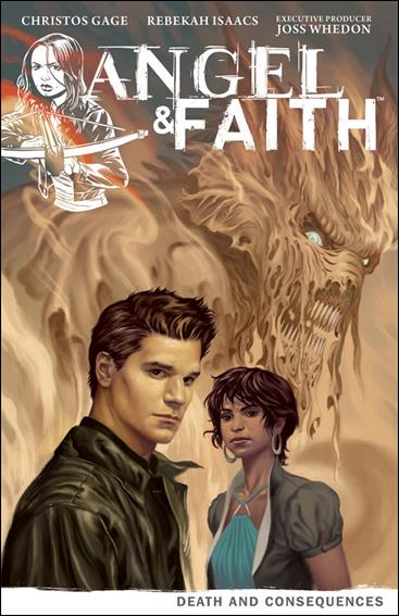 Angel & Faith 4-A by Dark Horse