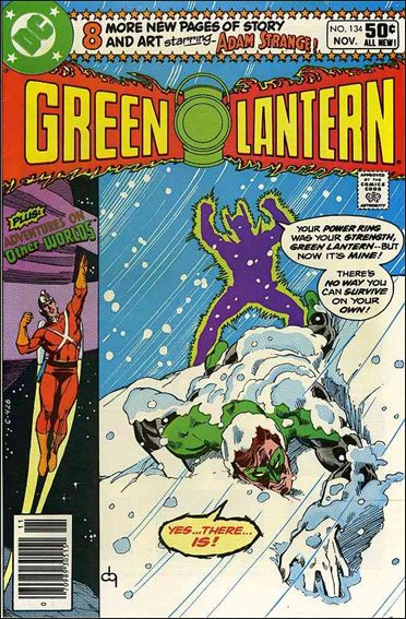 Green Lantern (1960) 134-A by DC
