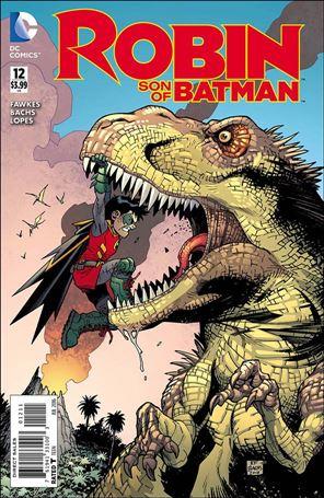 Robin: Son of Batman 12-A
