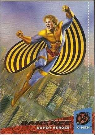 1994 Fleer Ultra X-Men (Base Set) 9-A