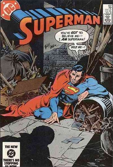 Superman (1939) 402-A by DC