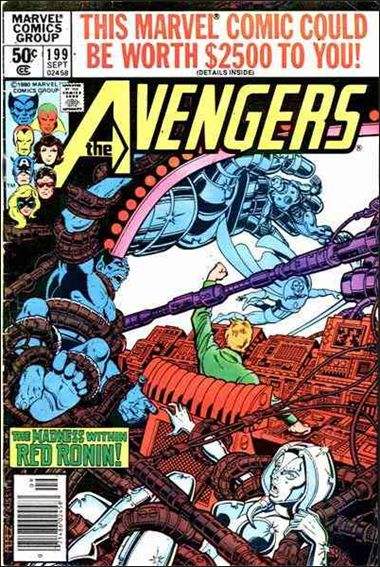 Avengers (1963) 199-A by Marvel