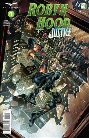 Robyn Hood: Justice 1-A